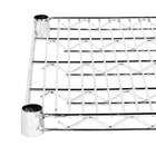 Regency NSF Stainless Steel Wire Shelving and Posts