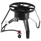 Backyard Pro Single Burner Outdoor Patio Stove / Range - 110,000 BTU