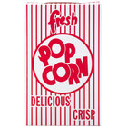 Great Western 11049 .74 oz. Popcorn Box 500 / Case