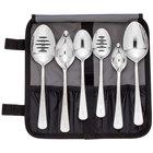 Mercer M35151 7 Piece Plating Spoon Set