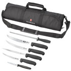 Victorinox 57610 7-Piece Fibrox Knife Set with Carrying Case