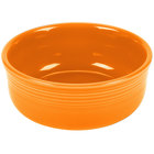 Homer Laughlin 576325 Fiesta Tangerine 22 oz. Chowder Bowl - 6 / Case