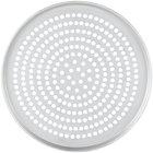 American Metalcraft SPT2010 10 inch Super Perforated Tin-Plated Steel Pizza Pan