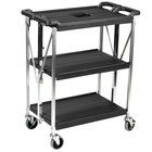 Folding Bussing / Utility / Transport Carts