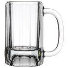 Libbey 5019 10 oz. Paneled Mug - 12/Case