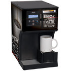 Bunn 42300.0001 MyCafe AP AutoPOD Automatic Commercial Pod Brewer with Auto Eject Pod Disposal and Graphics Wrap