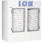 Polar Temp 670ADG Two Door Auto Defrost Indoor Ice Merchandiser - 65 cu. ft.