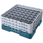 Cambro Full Size 49 Compartment Glass Racks, 6 7/8