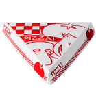 Southern Champion 7196 Pizza Wedge Box / One Slice Pizza Box - 400 / Case