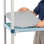 Metro Q2136SM MetroMax Shelving Solid Mat Overlay 21 inch x 36 inch