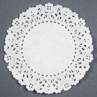 5 inch Lace Doily - 1000/Pack