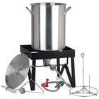 Outdoor Steamers and Outdoor Fryers