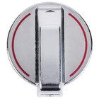 APW Wyott 8705810 2 3/4 inch Thermostatic Control Knob