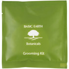 Basic Earth Botanicals Hotel and Motel Grooming Kit - 1000/Case