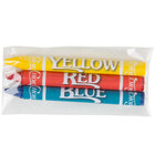 Choice 3 Pack Kids' Restaurant Crayons - 100 Packs / Box