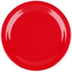 Carlisle 4350105 Dallas Ware 9 inch Red Melamine Plate - 48/Case
