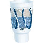 Dart Solo 32AJ20E 32 oz. Customizable Impulse Foam Cup - Fits Cupholder - 400/Case