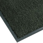 Teknor Apex NoTrax T37 Atlantic Olefin 4468-155 4' x 60' Forest Green Roll Carpet Entrance Floor Mat - 3/8 inch Thick