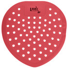 Lavex Janitorial Strawberry Scent Deodorized Urinal Screen