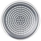American Metalcraft HATP9SP 9 inch Super Perforated Wide Rim Pizza Pan - Heavy Weight Aluminum