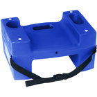 Koala Kare Booster Buddies KB117-S-04 Blue Dual Height Booster Seat with Seat Belt