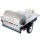 Towable Outdoor Grills