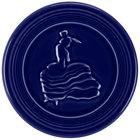 Homer Laughlin 443105 Fiesta Cobalt Blue 6 inch Trivet - 6/Case
