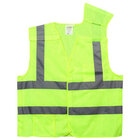 Lime Class 2 High Visibility 5 Point Breakaway Safety Vest - XL