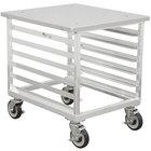 "DoughXpress TXC-3 Mobile Cart - 23 1/2"" x 26 1/4"" x 27 1/4"""