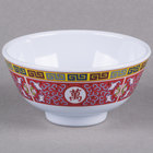 Longevity 9 oz. Round Melamine Rice Bowl - 12/Case