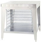 Alto-Shaam 5003786 Mobile Stand with Cooling Racks and Casters for ASC-4E and ASC-4G Convection Ovens - 38 inch