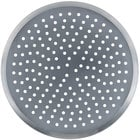American Metalcraft CAR19P 19 inch Perforated CAR Pizza Pan