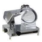 Avantco SL512 12 inch Manual Gravity Feed Meat Slicer - 1/2 hp