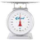 Edlund HD-200 Heavy-Duty 200 lb. Receiving Scale with 12 inch x 12 inch Platform