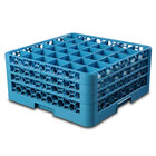 36 Compartment Carlisle Glass Racks and Extenders
