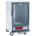 Metro C515-HFC-L C5 1 Series Non-Insulated Heated Holding Cabinet - Clear Door