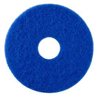 Scrubble by ACS 53-13 Type 53 13 inch Blue Cleaning Floor Pad