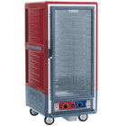 Metro C537-MFC-4 C5 3 Series Moisture Heated Holding and Proofing Cabinet - Clear Door