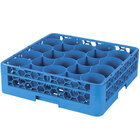 20 Compartment Carlisle Glass Racks and Extenders