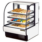 True TCGD-36 36 inch White Dry Bakery Display Case - 16.8 Cu. Ft.