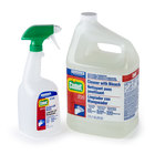 Procter & Gamble 02291 1 Gallon Comet Cleaner Refill with Bleach - 3 / Case with 32 oz. Spray Bottle