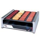 APW Wyott HR-85 X*Pert Flat Top Hot Dog Roller Grill - 208/240V, 2017/2640W