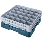 Cambro Full Size 25 Compartment Glass Racks, 10 1/8