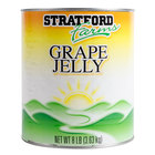 Stratford Farms Grape Jelly 6 - #10 Cans / Case - 6/Case