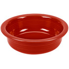 Homer Laughlin 471326 Fiesta Scarlet Large 39.25 oz. Serving Bowl - 4/Case