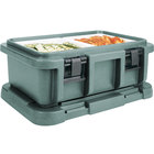 Cambro UPC160401 Slate Blue Camcarrier Ultra Pan Carrier - Top Load for 12 inch x 20 inch Food Pan