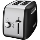 KitchenAid KMT2115OB Onyx Black 2 Slice Toaster With Manual Lift