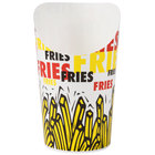 Dart Solo GSP80-83013 9 oz. Paper French Fry Scoop Cup - 600/Case