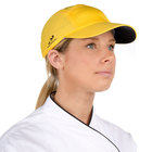Headsweats 7700-205 Yellow Eventure Fabric Customizable Chef Cap