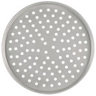 Tin Plated Steel Perforated Tapered / Nesting Pizza Pans